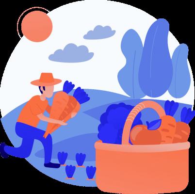 1С Садовод в Облаке